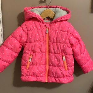 3T Carter's Winter Jacket
